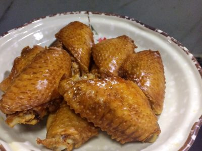 Coca Cola Chicken Wings