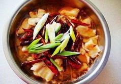 Sichuan Spicy Fish
