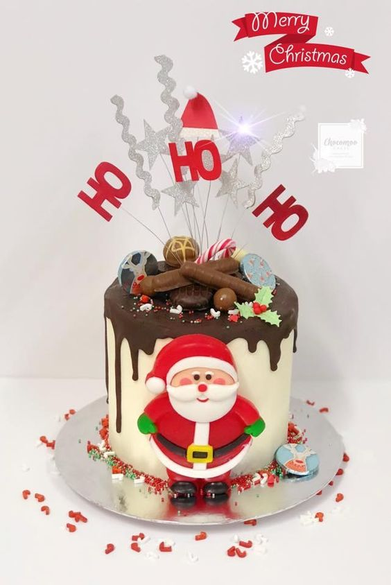 Christmas Cake Ideas.29 Beautiful Christmas Cake Decoration Ideas And Design