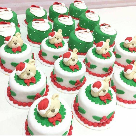 Christmas Cupcake Ideas.43 Cute And Creative Christmas Cupcake Ideas Page 27 Of 43