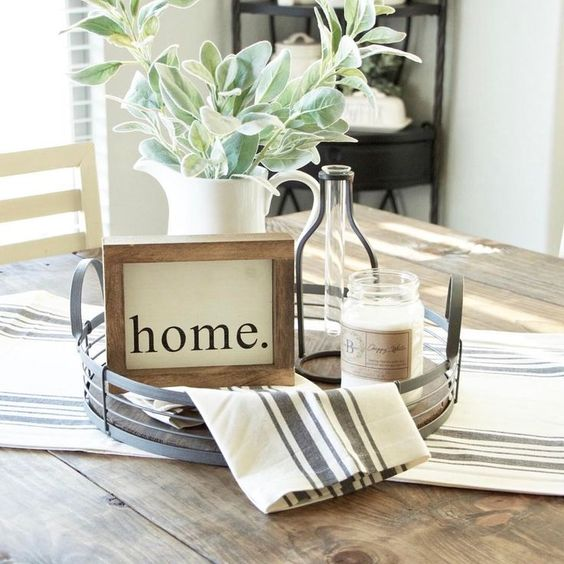 67 Rustic Tray Ideas To Style Your Coffee Table Page 7 Of 67