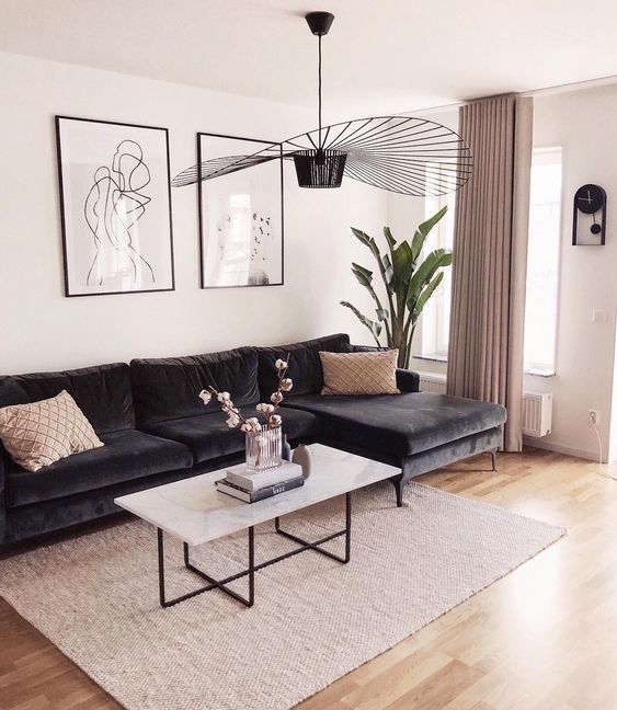 Looking for best living room ideas for a small apartment? Here are 50+ designs that you will get inspiration. #livingroomdecor #livingroomdesign #livingroom #sofa #homedesign #homedecoration