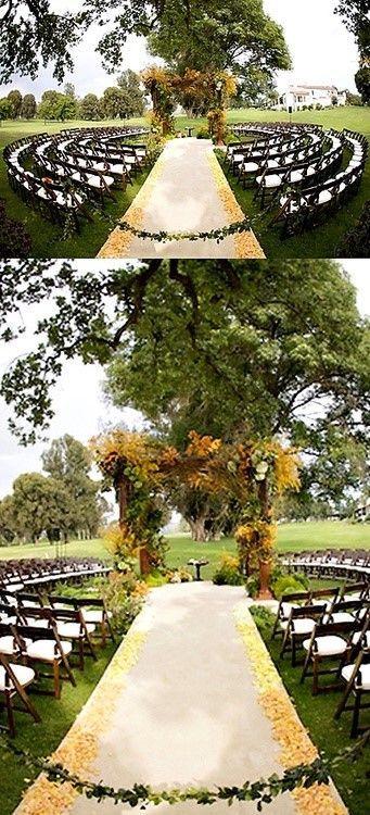wedding reception ideas; outdoor wedding decors; #wedding #weddingdecor