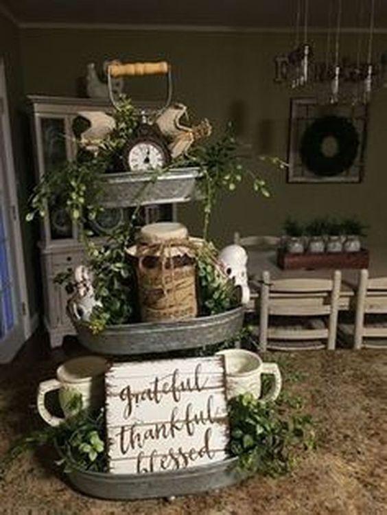 coffee table tray decor;rustic tray decors; farmhouse tray ideas; #homedecorations; #homedecor;