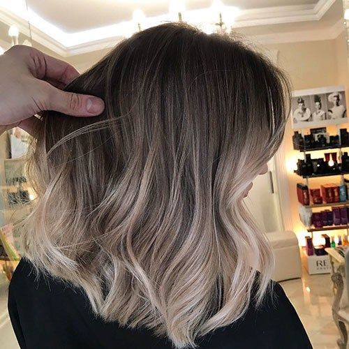 balayage hair brunette; blonde balayage hair; dark and straight balayage hairstyles; caramel balayage hair; #hairstyles #balayagehaircolors #haircolors