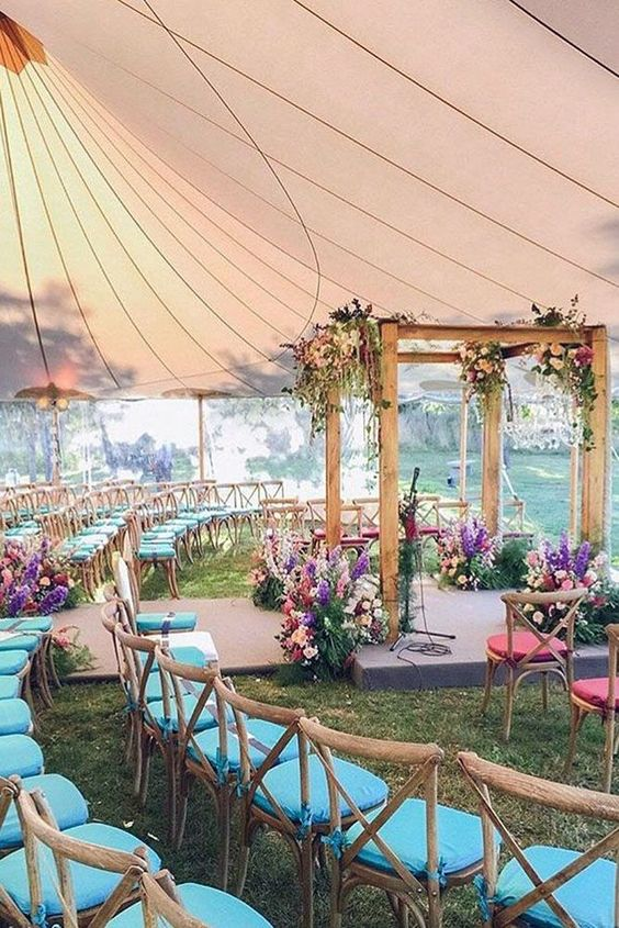 wedding reception ideas; outdoor wedding decors; #wedding #weddingdecor