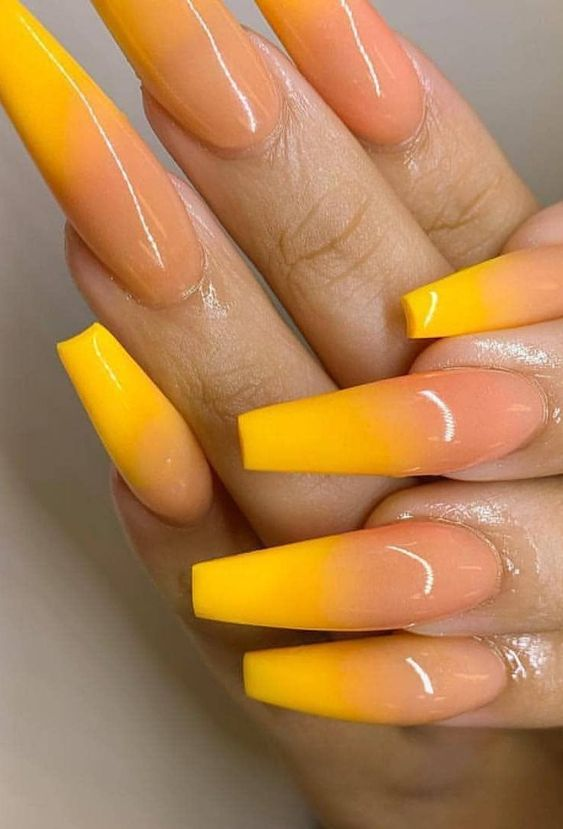 45 Wonderful Ombre Nail Art Design Ideas , Page 8 of 45