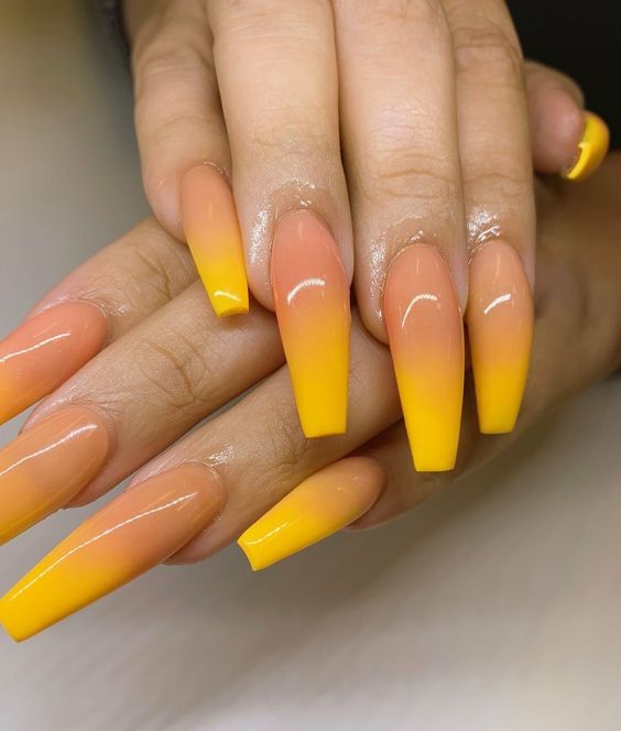 45 Wonderful Ombre Nail Art Design Ideas - Page 34 of 45