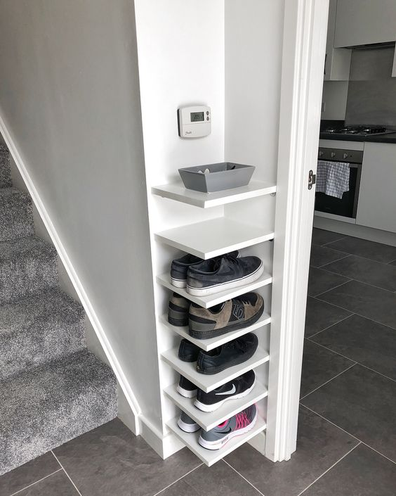 27 Shoes Storage Ideas You'll Love
