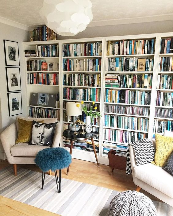 60 Creative Bookshelf Ideas That Will Beautify Your Home