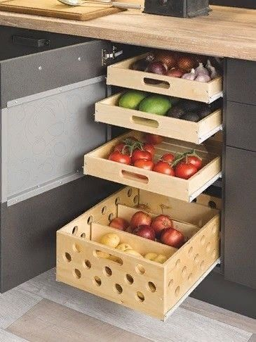 70 Smart Storage Ways to Organize Your Small Kitchen