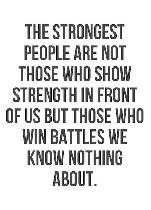 51 Quotes About Strength To Overcome Pain and Feel Stronger