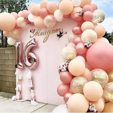wedding balloon decorations, wedding decorations