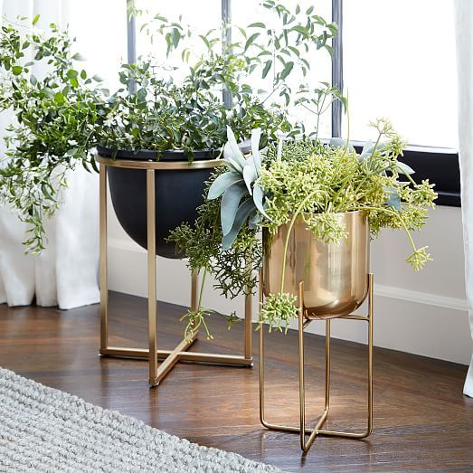 35 INS Flowerpot Shelves Will Inspire You