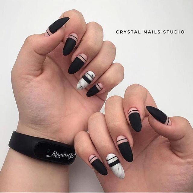 35 summer can  also be recommended with Frosted nail style nails;summernails;summernails2019;long nails;nail style;nail designs;nail addict ;nail design ideas;natural nails