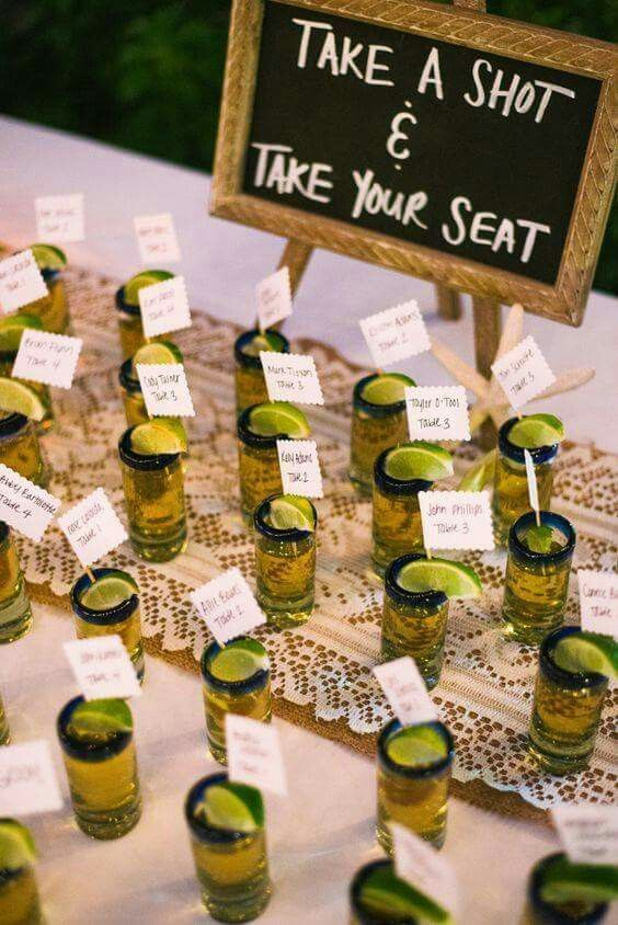 35 Amazing Wedding Ideas That Are In Trend wedding ideas,wedding food,unique wedding